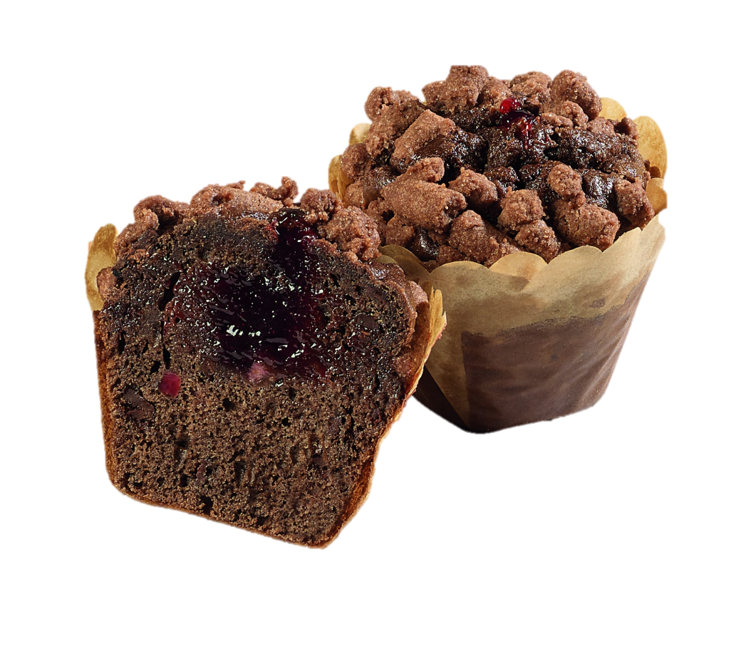 <h5>Neu bei Bergkind; vegane Muffins in 100gr und Mini. Diverse Sorten</h5>