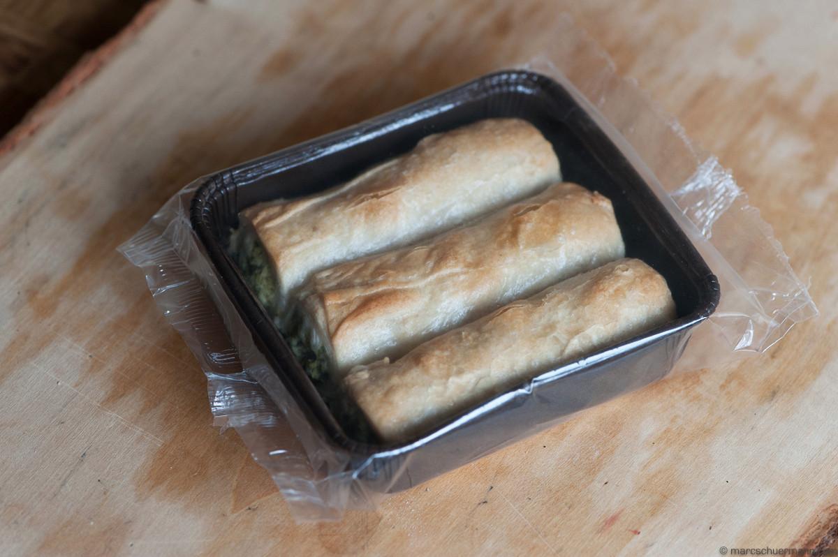 <h5>Spinat Börek, verpackt</h5>